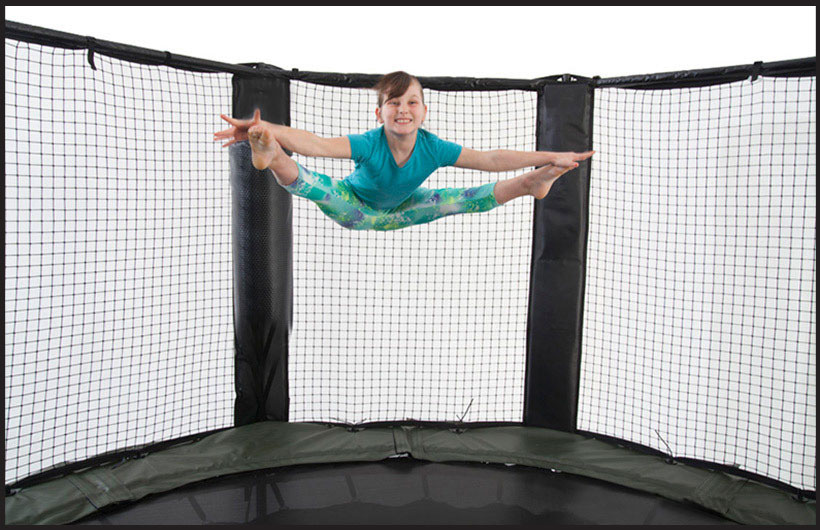 NEW! Trampoline Enclosure Pads