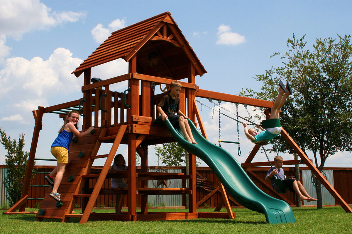Fort Davis Play Set