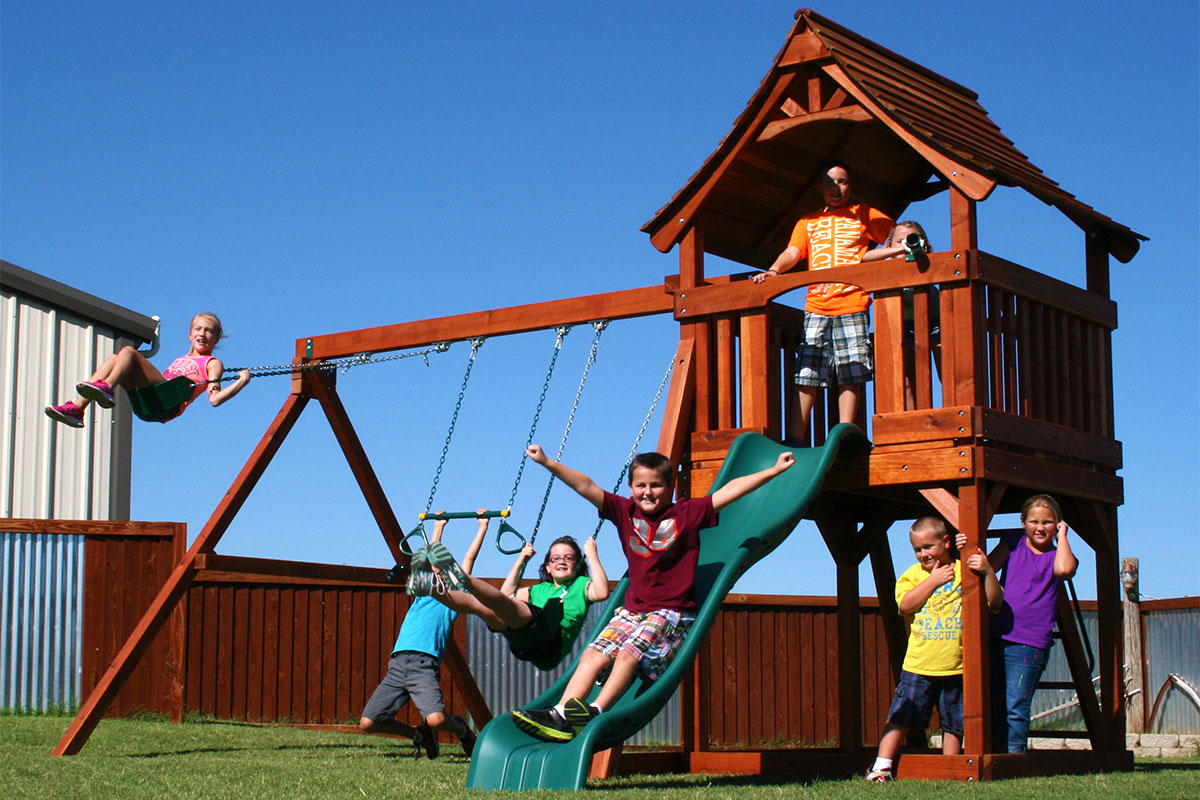 Fun Shack Play Set
